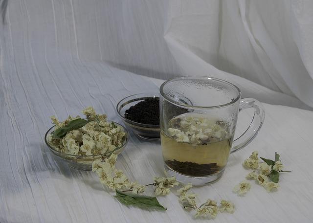 teh-melati